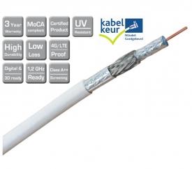 Beste coax kabel voor ziggo